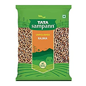 Buy Tata Sampann Unpolished Rajma