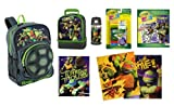 Teenage Mutant Ninja Turtle Ultimate Back to School Set *Includes Bonus Color Wonder