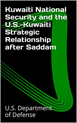 Kuwaiti National Security and the U.S.-Kuwaiti Strategic Relationship after Saddam - Kuwaiti Oil