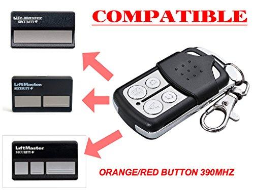 Mhz Compatible Garage Door Opener - Sears Craftsman 139.53681B, Garage Door Opener Remote 139.53680, Compatible with Many Brands: Chamberlain, Craftsman, Sears, Liftmaster, Elite, Access Master, Raynor, etc.