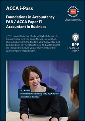 Buy FIA Foundations of Accountant in Business FAB (ACCA F1): i-Pass