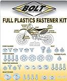 04-07 KTM 450EXC: Bolt Full Plastic Fastener Kit