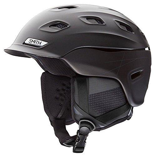 Smith Optics Unisex Adult Vantage MIPS Snow Sports Helmet - Matte Gunmetal Large - Optic Smiths
