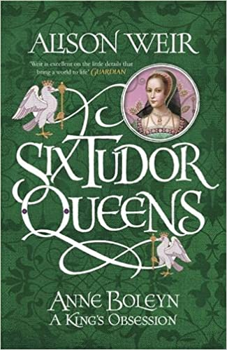 Image result for anne boleyn six tudor queens