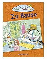 Mein lustiges Fehler-Such-Buch: Zu Hause: Verkaufseinheit