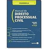 Manual de Direito Processual Civil. Lei Nº 13.105, de 16.03.2015 - Volume Único