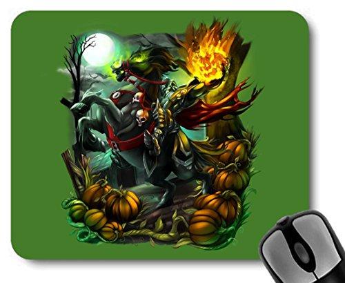 Mousepad: Headless Horseman Multi Color