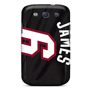 New Diy Design Miami Heat For Galaxy S3 Cases Comfortable For Lovers And Friends For Christmas Gifts