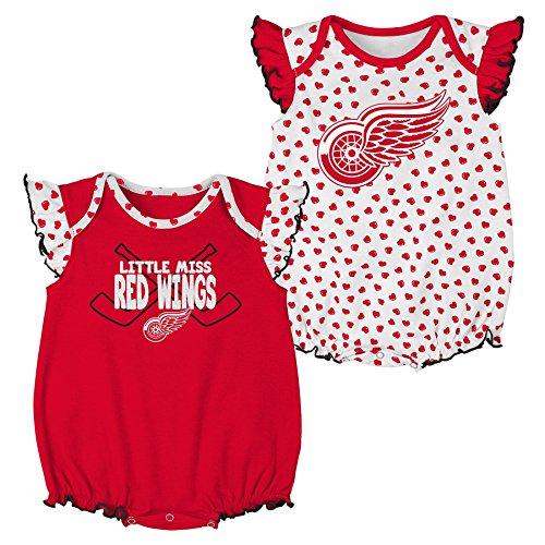 Detroit Red Wings Onesie Red Wings Onesie Red Wings