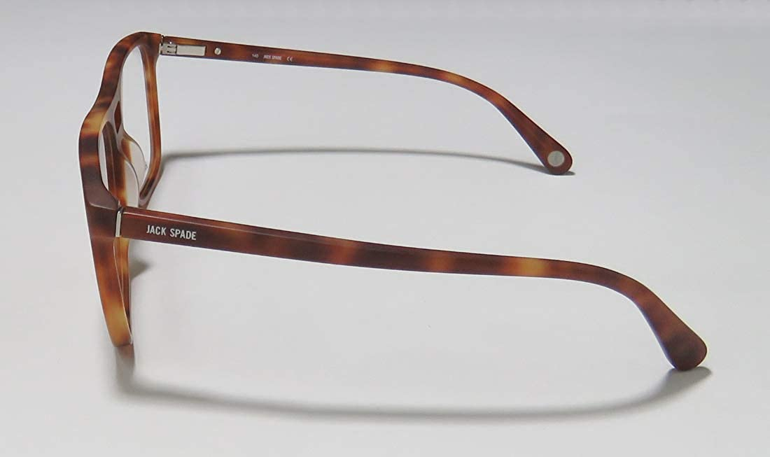 Jack Spade Fulton Mens//Womens Aviator Full-rim Spring Hinges Classic Simple /& Elegant Eyeglasses//Glasses