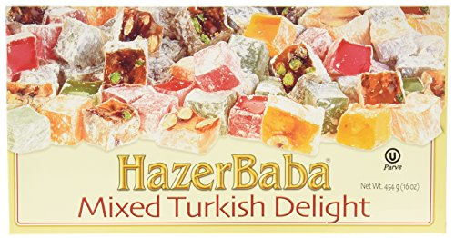 SweetGourmet Hazer Mixed Turkish Delight product image