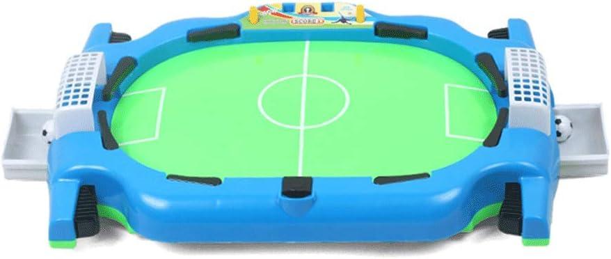 Little Toys Juguetes para niños Juegos de Mesa Juguetes de fútbol Máquinas para niños Deportes Puzzle Doble Batalla Fútbol pequeño Tabla 3-6 años de Edad Juguetes: Amazon.es: Hogar