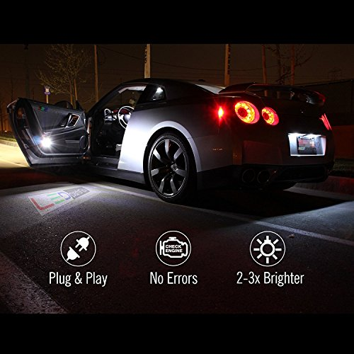 Ledpartsnow 1997 2004 Chevy Corvette C5 Led Interior Lights Accessories Replacement Package Kit