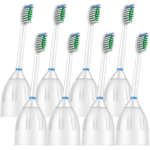 Cheap VeniCare Replacement Toothbrush Heads For Philips Sonicare E series Essence, Xtreme, Elite and Advance 8-pack
