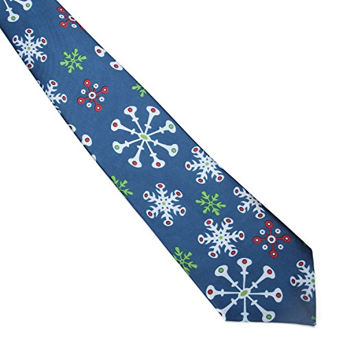 STROGGY Merry Christmas Ties For Mens and Big Boys Gift Necktie Festival Modern and stylish Christmas & Holiday tie (color15)