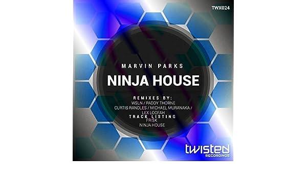 Ninja House (Little Nicky Mix) by Marvin Parks on Amazon ...
