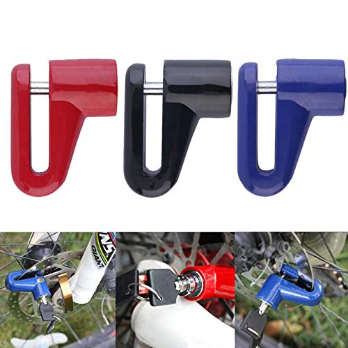 Freelance Shop Sport Anti-Theft Scooter Brake Disc Lock for New Mijia M365 Electric Smart Scooter Bike - Blue HK-quty