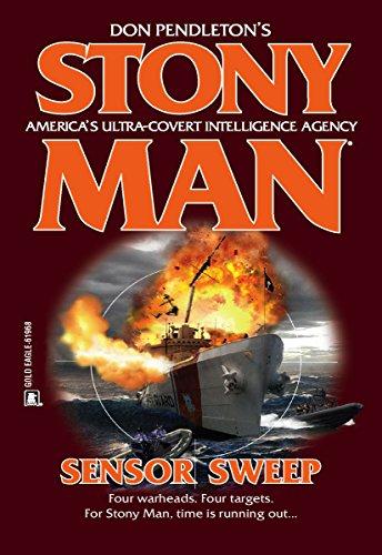- Sensor Sweep (Stony Man Book 84)