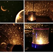 Color Twilight Stars Star Master Beauty Projector Night Light