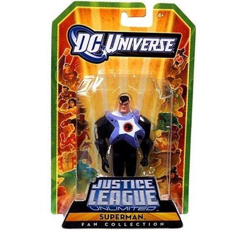 (DC Universe Justice League Unlimited Exclusive Action Figure Superman with Starro Spore)