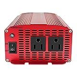 BESTEK Car Power Inverter DC 12V to AC 110V Adapter