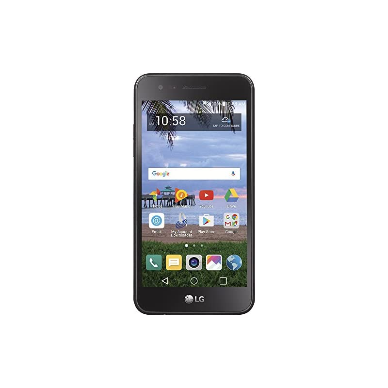 TracFone LG Rebel 2 4G LTE Prepaid Smart