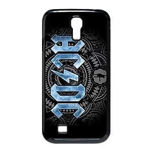 ac dc black ice concept art Samsung Galaxy S4 9500 Cell Phone Case Black 91INA91560377