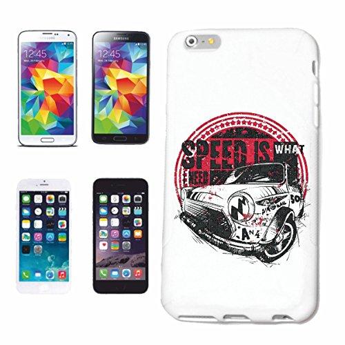 caja del teléfono Huawei P9 VELOCIDAD es lo que necesito MINI del COCHE DE COCHE de EE.UU. Mucle CAR V8 RUTA 66 AMERICA EE.UU. Caso duro de la cubierta Teléfono Cubiertas cubierta para el Apple iPho