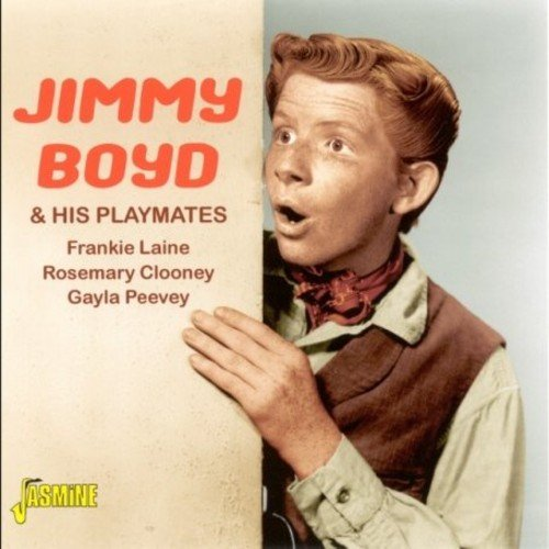 Jimmy Boyd & His Playmates [ORIGINAL RECORDINGS ()