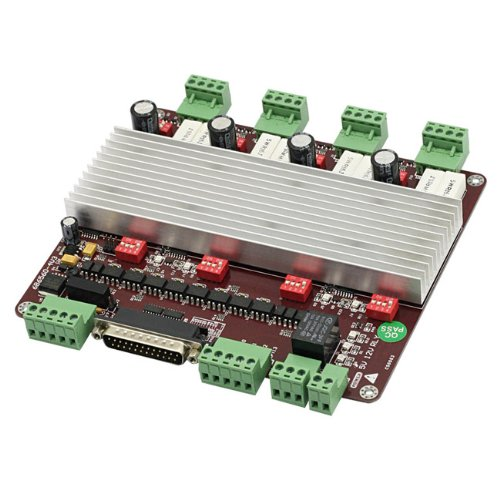 Sainsmart cnc tb6560 stepper motor controller 4 axis for 4 axis stepper motor controller
