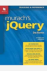 Murach's jQuery, 2nd Edition Paperback
