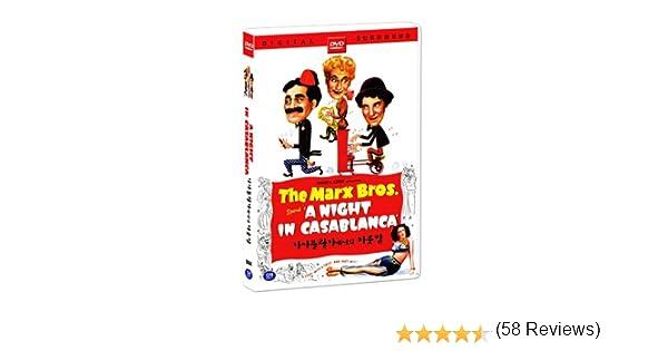 The Marx Bros. A Night in Casablanca - Groucho Marx, Harpo Marx ...