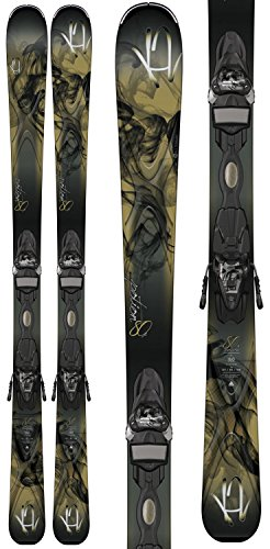 2015 K2 Women's Potion 80 X Skis w/ ERC 10 TC Bindings