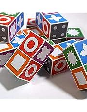 CYRISR Puzzel bordspel, Match Madness bordspel, puzzel geheugen logisch denken trainingsspeelgoed voor kinderen