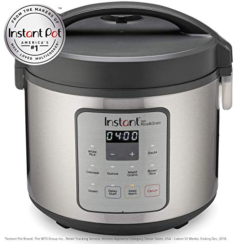 Lowest Price! Instant Zest Rice and Grain Cooker (Renewed)