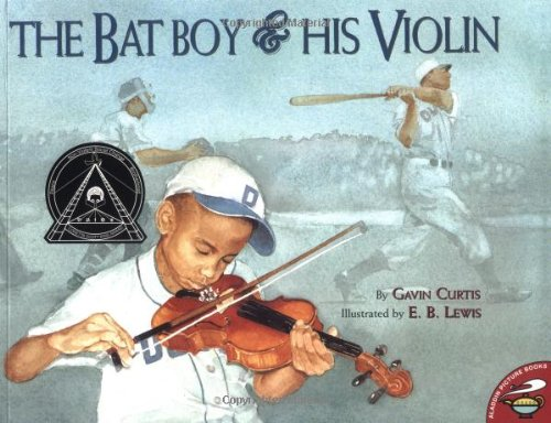 Search : The Bat Boy and His Violin (Aladdin Picture Books)