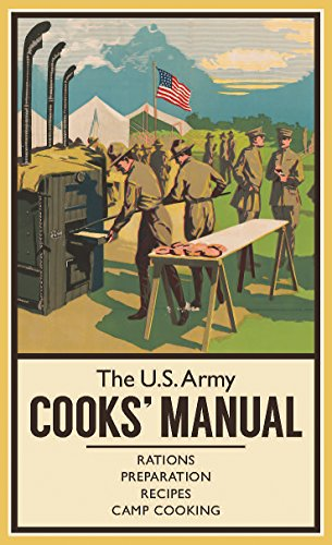 The U.S. Army Cooks' Manual: Rations, Preparation, Recipes, Camp Cooking
