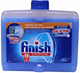 Consummate and Jet Dry Dual Action Dishwasher Cleaner, 8.45 Ounce, (Pack of 8)