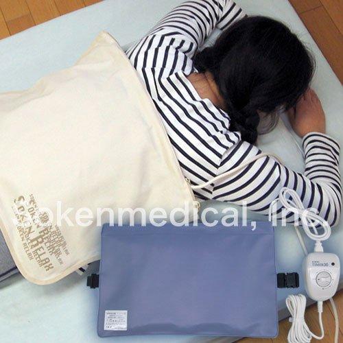 電気磁気治療器「ソーケンリラックス」60Hz 血流を良くしてコリをほぐす効果抜群! B003P06JSY