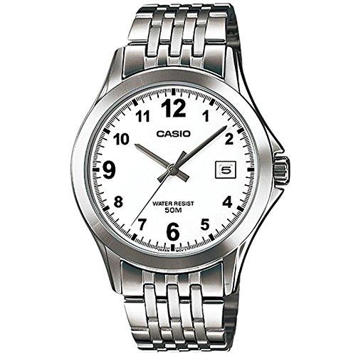 20b38cf378ac CASIO MTP-1380D-7BV - Reloj de caballero analógico