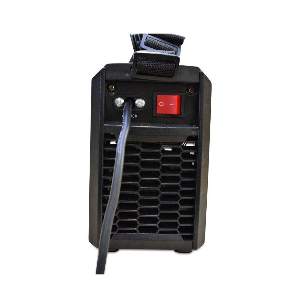 Soldador Inverter Soldadora Equipo de Soldadura Electrodo Electrodo hasta 4.0mm Maquina de Soldar (120 A, Suelad hasta 3,25mm, IGBT, Pantalla LED, ...