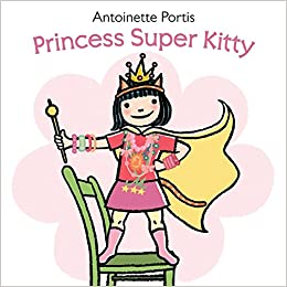 Image result for princess super kitty book