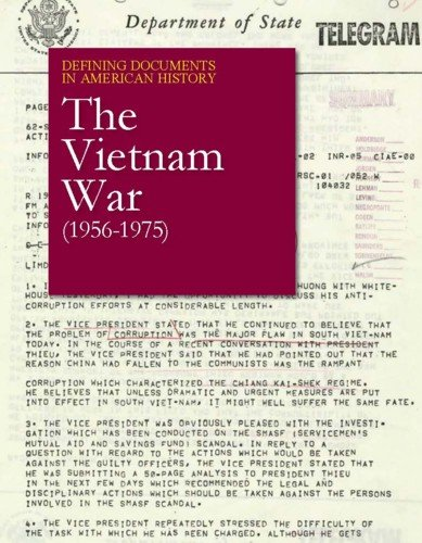 The Vietnam War (1956-1975) (Defining Documents in American History) by Salem Pr