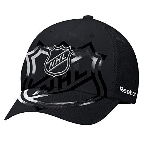NHL 2017 All-Star Structured Flex Hat, Small/Medium, Black