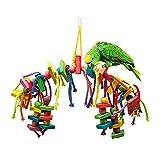 ASOCEA Bird Toys