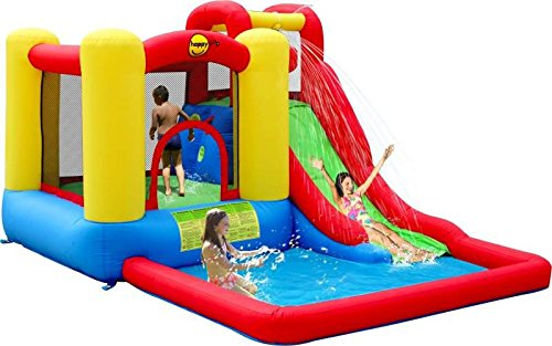 Adventure Playground Bouncy Castle - Jump & Splash