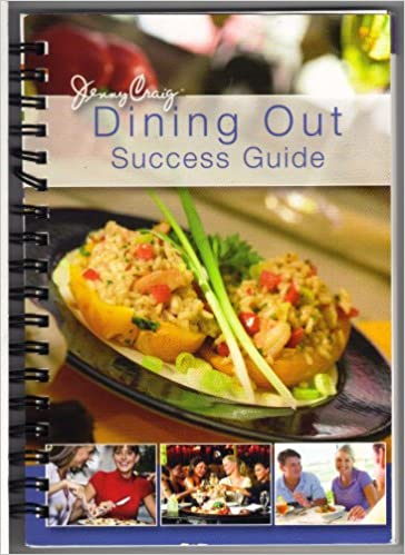 Jenny Craig Dining Out Success Guide Jenny Craig 0655447025170