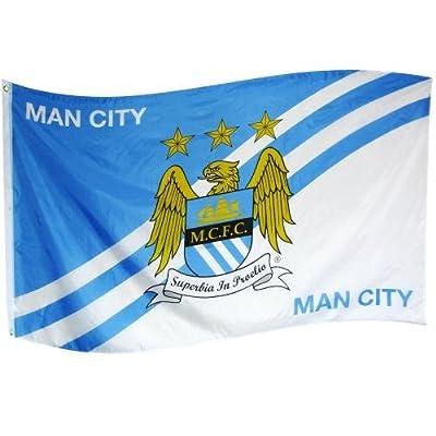 Manchester City FC Flag SK