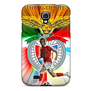 Premium Durable The Best Defender Of Real Madrid F Fashion Tpu Galaxy S4 Protective Case Cover