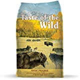 Taste of the Wild Grain Free High Protein Dry Dog Food with Natural Ingredients